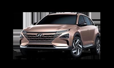 Hyundai NEXO híbrido combustible Hidrógeno